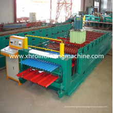 Double Layer Galvanized Roofing Sheet Machine (XH850-840)