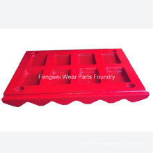 OEM Spare Parts Foundry Crusher Parts