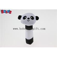 """5.5 """"Plüsch Panda Baby Spielzeug Baby Stick Rattle Spielzeug Bosw1038"""