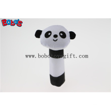 "5.5"" Plush Panda Baby Toys Baby Stick Rattle Toy Bosw1038"