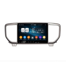 Android 9.0-autostereo voor Sportage 2018-2019