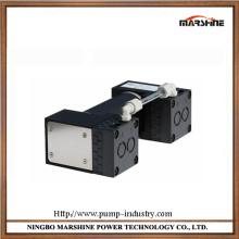 Mini dépression membrane pompe à vide sans huile corrosion résistance