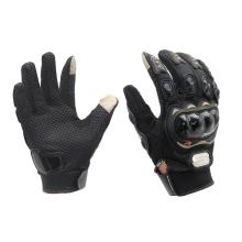 Luvas de tela de toque da motocicleta luvas de inverno e verão motos luvas luvas luvas de proteção luvas de corrida