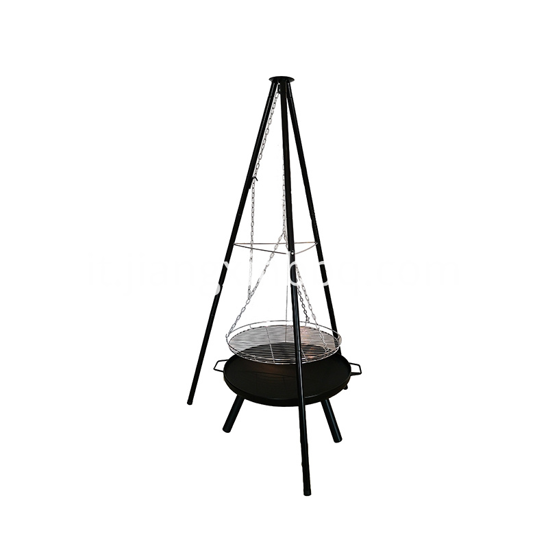 Tripod Grill For Outdoor