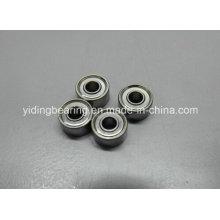 Sr155zz Bearings 5/32 X 5/16 X 1/8 Inch Stainless R155zz Miniature Ball Bearings