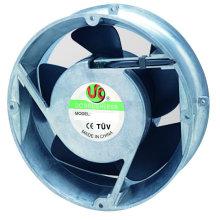 Ventilateur axial de la turbine DC20070 en aluminium de logement de 200X200X70mm