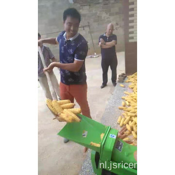 Corn Maize Shelling Peeling Machine Prijs