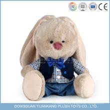 Conejo de felpa para mini juguetes de área de juego para niños de interior