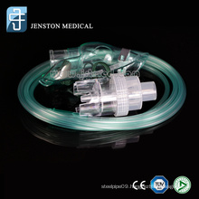Adult Nebulizer mask with 7ft supply tubing