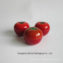 Cuidados com a pele por atacado Packagingempty Fruit Tomato Forma Cosmetic Bottle Series