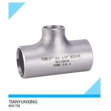 Tubo de aço sem costura / tubulação de aço inoxidável da solda da extremidade T