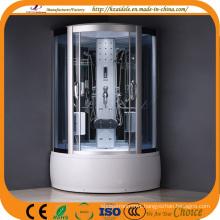 Grey Glass Steam Indoor Shower Room (ADL-8327)