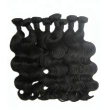 Толстые Концы Цене Завода Выровнянное Надкожицей Виргинские Бразильского Волос Weave