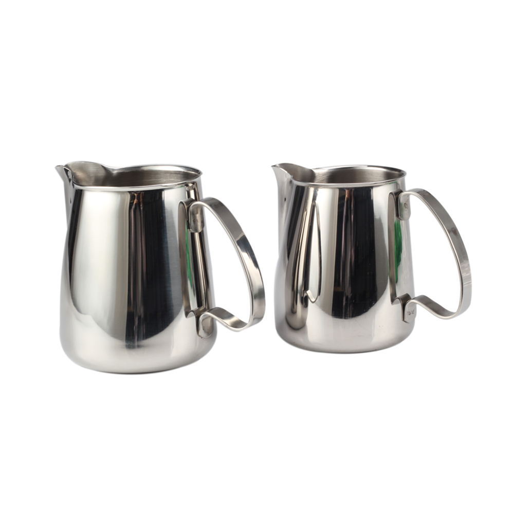 Household Professional Stainless Steel Milk Frother Pitcher
