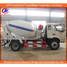 Foton Concrete Cement Mixer Trucks 5cbm for Sale