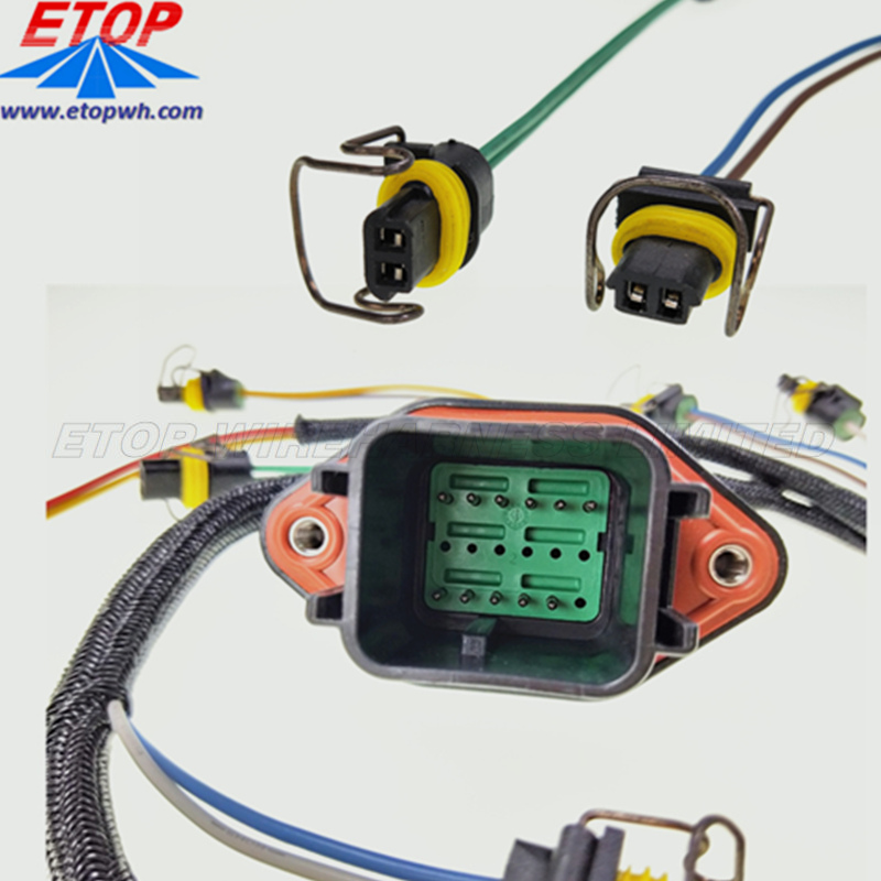 fuel wiring harness