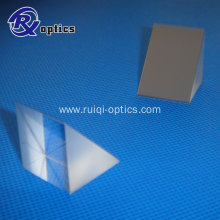 Optional Aluminized Hypotenuse Right Angle Prism