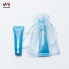 Top selling cheap organza drawstring bag