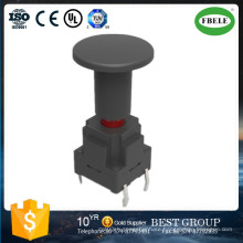 with Lamp Waterproof Tact Switch 10*10*21.2 Tact Switch