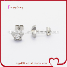 Stainless steel cheap wholesale stud earring wholesale