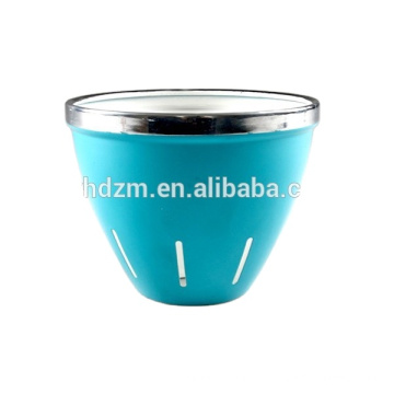 Metal spinning parts fashion style metal lamp cover