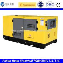 Efficacité du générateur diesel avec moteur Yanmar 55KW 60Hz