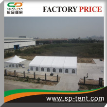 Aluminiumrahmen Clear Span Curve Sport Event Zelt 30x30m Zelt Fabrik