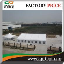 Aluminum frame Clear Span Curve Sport Event tent 30x30m Tent Factory
