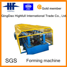Changeable C/Z Shape for Purlin Roll Forming Machine