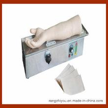 Formation mécanique par injections de bras artérielle rotative
