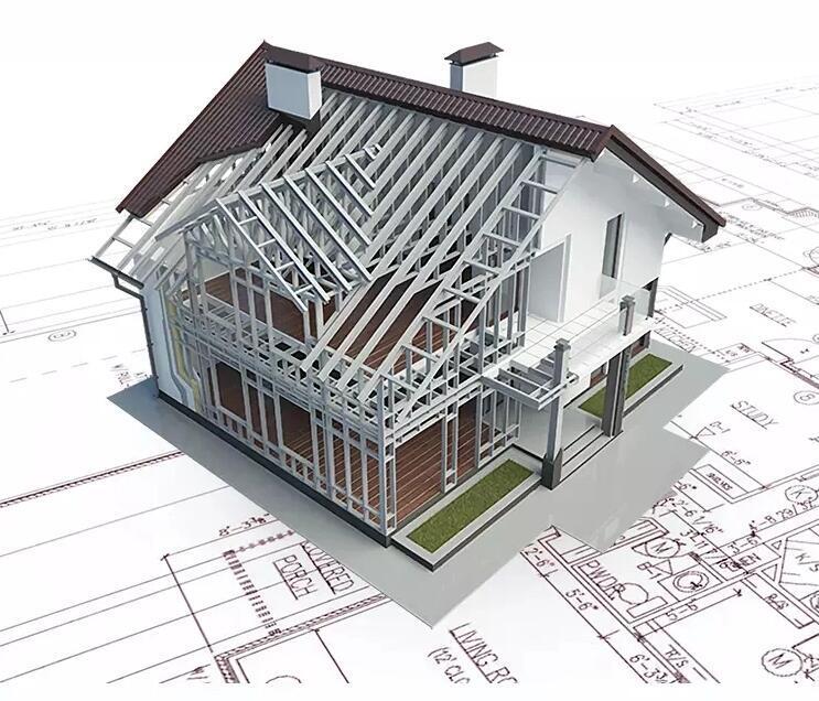 Modern Prefabricated Light Steel Building