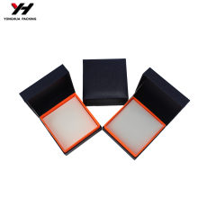 China suppliers black paper gift box/jewelry box