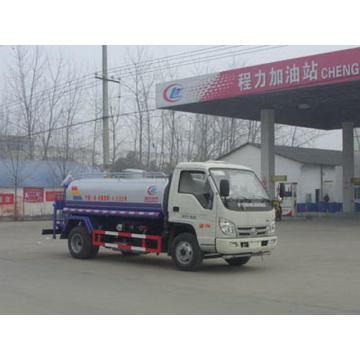 FOLAND Pequeño camión de riego con cortina de agua de 5CBM
