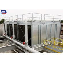 322 тонны стали открытые градирни для холодильных установок