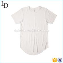 Premium slub short sleeve men's winter t-shirt gym latest model