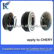 6pk 12v chery car compressor clutch