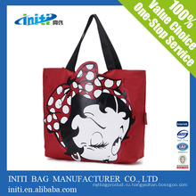 Качество Eco Laminated pp сплетенный мешок / recyclable pp сплетенный мешок tote