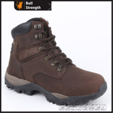 Crazy Horse Leather Safety Shoe with EVA/Rubber Outsole (SN5205)