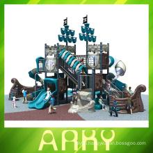 Hot Children Outdoor Play ground, Amusement Park Equipment