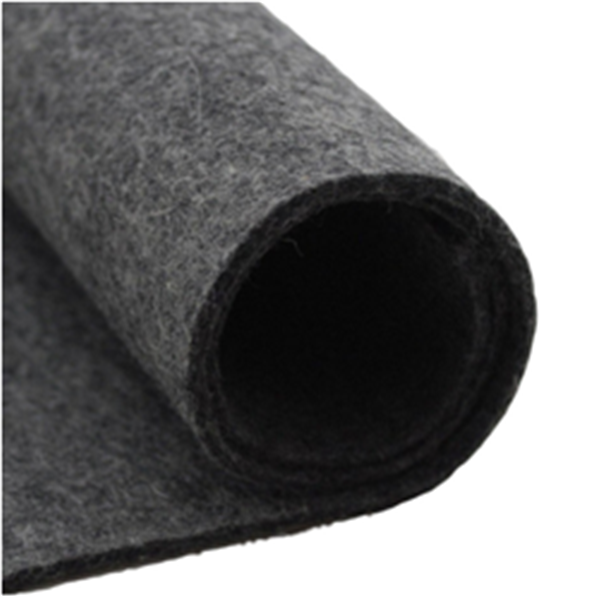 Sound absorbing fabric