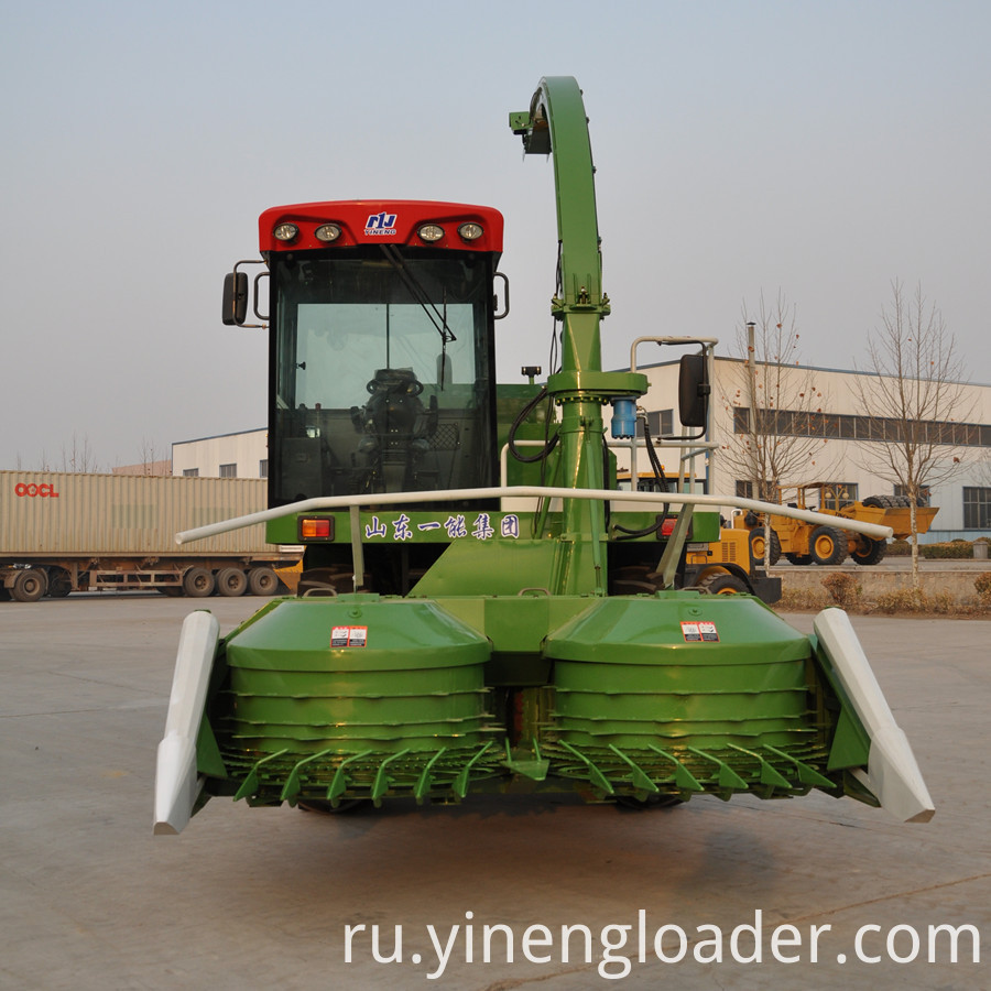 Forage Harvester 1 1