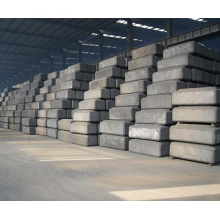 Anodo de carbono de alumínio pré-cozido (em vez de coque de fundição)