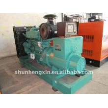 280KW/350KVA diesel generator set powered by Cummins engine NTA855-G2A