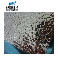 Алюминий 6061 T6 авиационного алюминия выбитый Алюминиевый лист для Замораживателя комода