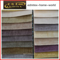 Plain Chenille Fabric for Sofa Packing in Rolls (EDM0188)