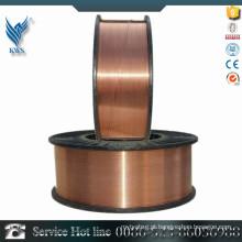 Alta qualidade de cobre revestido de arame de aço inoxidável