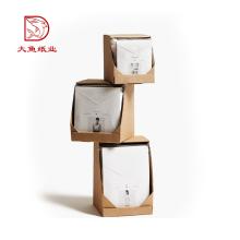 Granel atacado barato caixa de papelão caixa de flor preservada