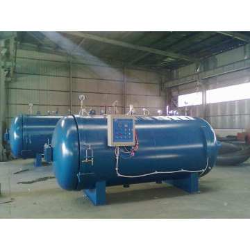 1.2 * 5M Steam Rubber Vulkanisir Autoclave