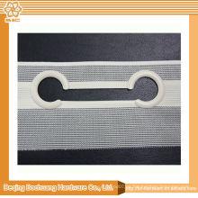 Venda al por mayor la cortina de la cinta de los ojetes del metal de la alta calidad del precio bajo