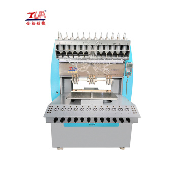 pvc patch dispensing machine making machine souvenir